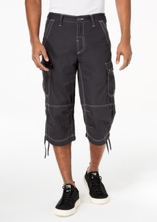 INC I.n.c. Men's Extra Long Messenger Shorts, Created for Macy's