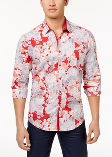 INC I.n.c. Men's Floral Shirt, Created for Macy's