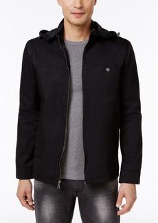 INC I.n.c. Men's Hooded Windbreaker, Created for Macy's