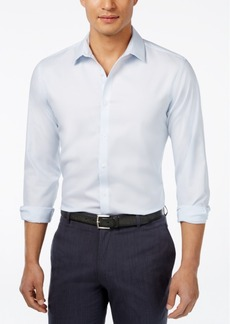 INC I.n.c. Men's Kurt Non-Iron Shirt, Created for Macy's