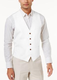 INC I.n.c. Men's Linen Blend Vest, Created for Macy's