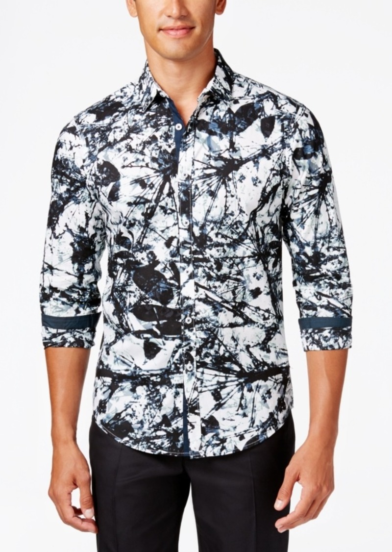 Inc International Concepts Men's Long-Sleeve Itasy, Only at Macy's