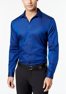 INC I.n.c. Men's Non-Iron Shirt, Created for Macy's