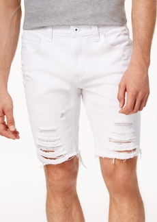 "INC I.n.c. Men's Ripped 9"" Shorts, Created for Macy's"