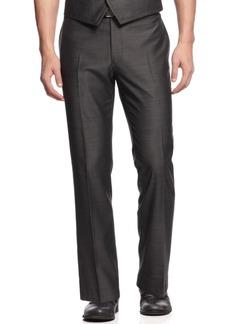 INC Inc International Concepts Men's Classic-Fit Pinstripe Dress ...