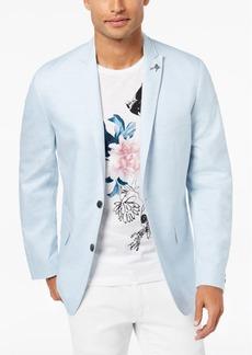 INC I.n.c. Men's Slim-Fit Grey Blazer, Created for Macy's