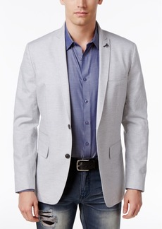 INC I.n.c. Men's Slim-Fit Grey Blazer, Created for Macy's