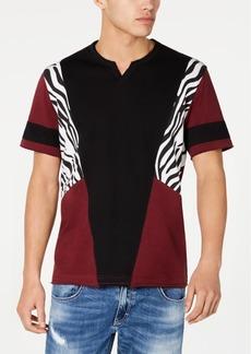 Inc International Concepts Men's Starlit Pieced T-Shirt
