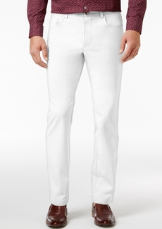 INC I.n.c. Men's Stretch Slim-Fit 5 Pocket, Created for Macy's