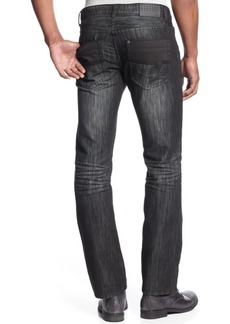 INC I.n.c. Stretch Slim Straight Jeans, Created for Macy's