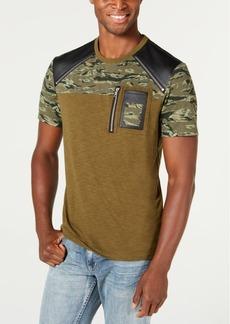 Inc Men's Blocked T-Shirt, Created for Macy's