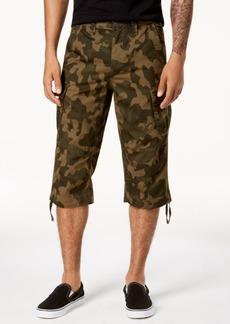 INC I.n.c. Men's Camo Messenger Shorts, Created for Macy's