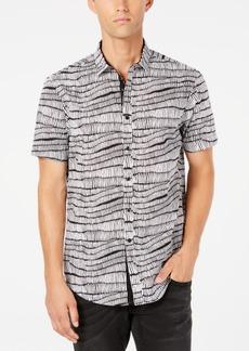 INC I.n.c. Men's Chambray Shirt, Created for Macy's