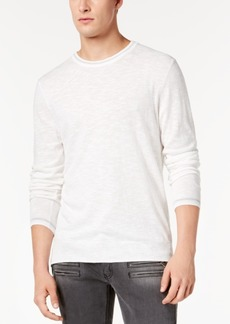 INC I.n.c. Men's Contrast-Trim Knit Sweater, Created for Macy's