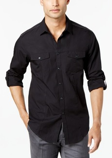 INC I.n.c. Men's Core Topper Shirt, Created for Macy's