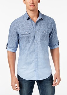 INC I.n.c. Men's Cotton Shirt, Created for Macy's