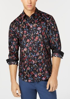 INC I.n.c. Men's Deryck Floral Shirt, Created for Macy's