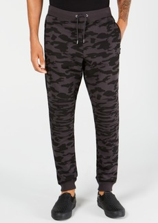 INC I.n.c. Men's Drawstring Camo Pants, Created for Macy's