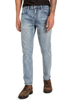Inc Men's Faded Tapered Jeans, Created for Macy's