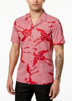 INC I.n.c. Men's Geo Crane Shirt, Created for Macy's