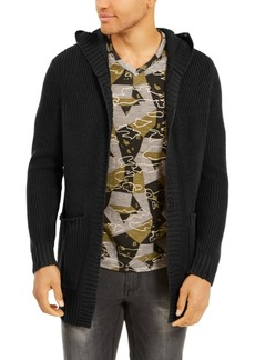 Inc Men's Hooded Cardigan, Created For Macy's