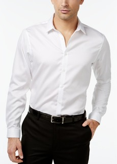 INC I.n.c. Men's Jayden Non-Iron Shirt, Created for Macy's