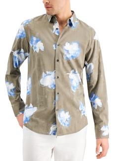 Inc Men's Josiah Floral Shirt, Created for Macy's