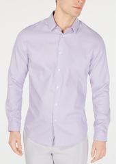 INC I.n.c. Men's Kurt Non-Iron Shirt, Created for Macy's