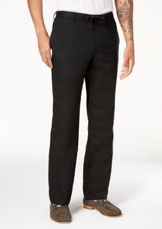 INC I.n.c. Men's Linen Drawstring Pants, Created for Macy's