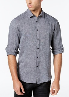 INC I.n.c. Men's Linen Shirt, Created for Macy's