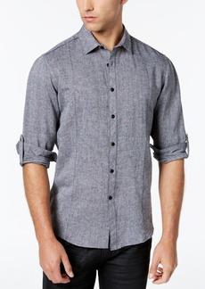 INC I.n.c. Men's Linen Shirt, Created for Macy's