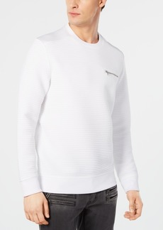 INC I.n.c. Men's Long-Sleeve Zip-Pocket T-Shirt, Created for Macy's