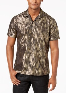 INC I.n.c. Men's Lurex Shirt, Created for Macy's