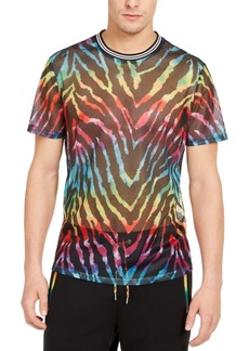 Inc Men's Mesh Tie Dye T-Shirt, Created for Macy's