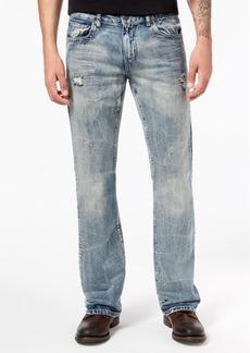 INC I.n.c. Men's Modern Bootcut Jeans, Created for Macy's