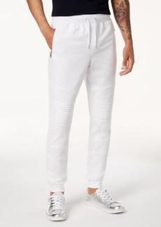 INC I.n.c. Men's Moto Knit Jogger Pants, Created for Macy's