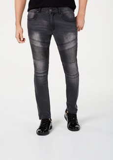 Inc Men's Moto Skinny Jeans, Created for Macy's