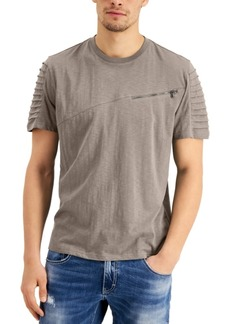 Inc Men's Moto Sleeve T-Shirt, Created for Macy's