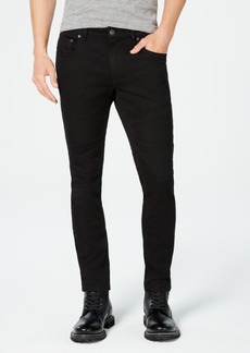 Inc Men's Moto Stretch Skinny Jeans, Created for Macy's