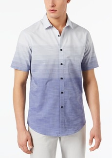 INC I.n.c. Men's Ombre Shirt, Created for Macy's