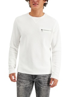 Inc Men's Ottoman Ribbed T-Shirt, Created for Macy's