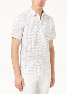 INC I.n.c. Men's Owens Printed Shirt, Created for Macy's