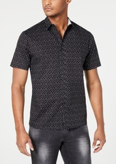 INC I.n.c. Men's Owens Printed Shirt, Created for Macy's