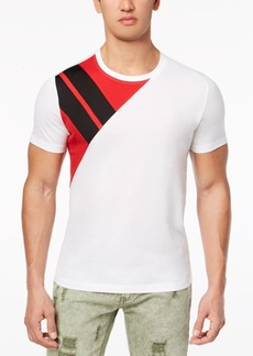 INC I.n.c. Men's Pieced Park T-Shirt, Created for Macy's