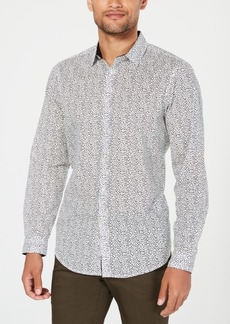 INC I.n.c. Men's Printed Shirt, Created by Macy's