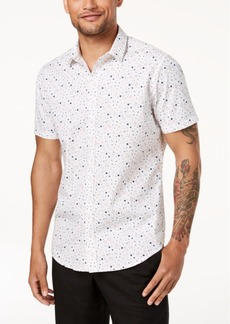 INC I.n.c. Men's Printed Shirt, Created for Macy's