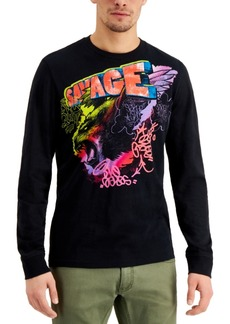Inc Men's Savage Graphic T-Shirt, Created for Macy's