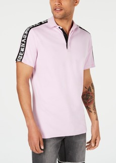 INC I.n.c. Men's Shoulder-Taped Polo, Created for Macy's