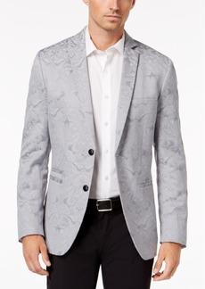 INC I.n.c. Men's Slim-Fit Metallic Jacquard Blazer, Created for Macy's