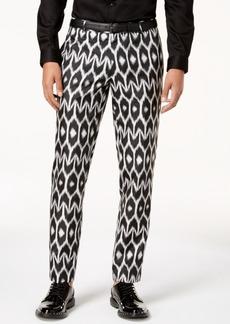 INC Mr. Turk X I.n.c. Men's Slim-Fit Ikat Pants, Created for Macy's